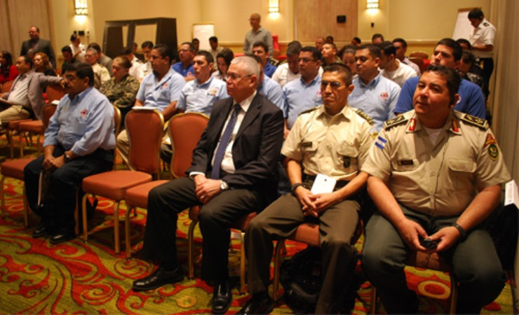 SOUTHCOM Sponsors Multinational Emergency Response Training in Honduras