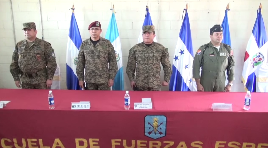 Central American and Caribbean Armed Forces Cooperate to Fight Transnational Crime