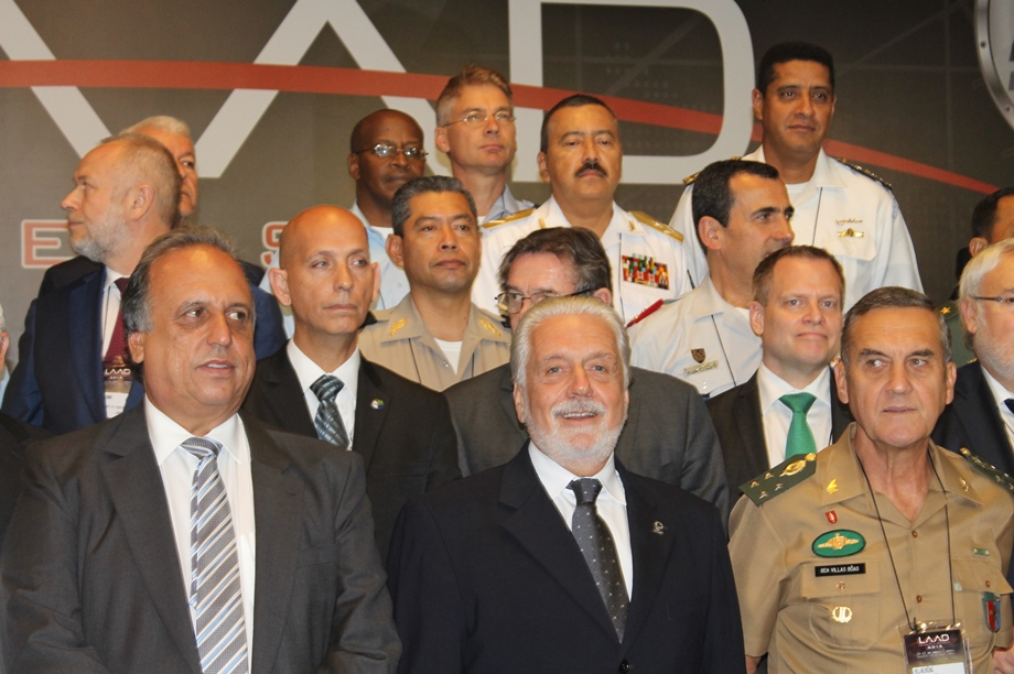 Technology and Innovation at International Defense and Security Expo
