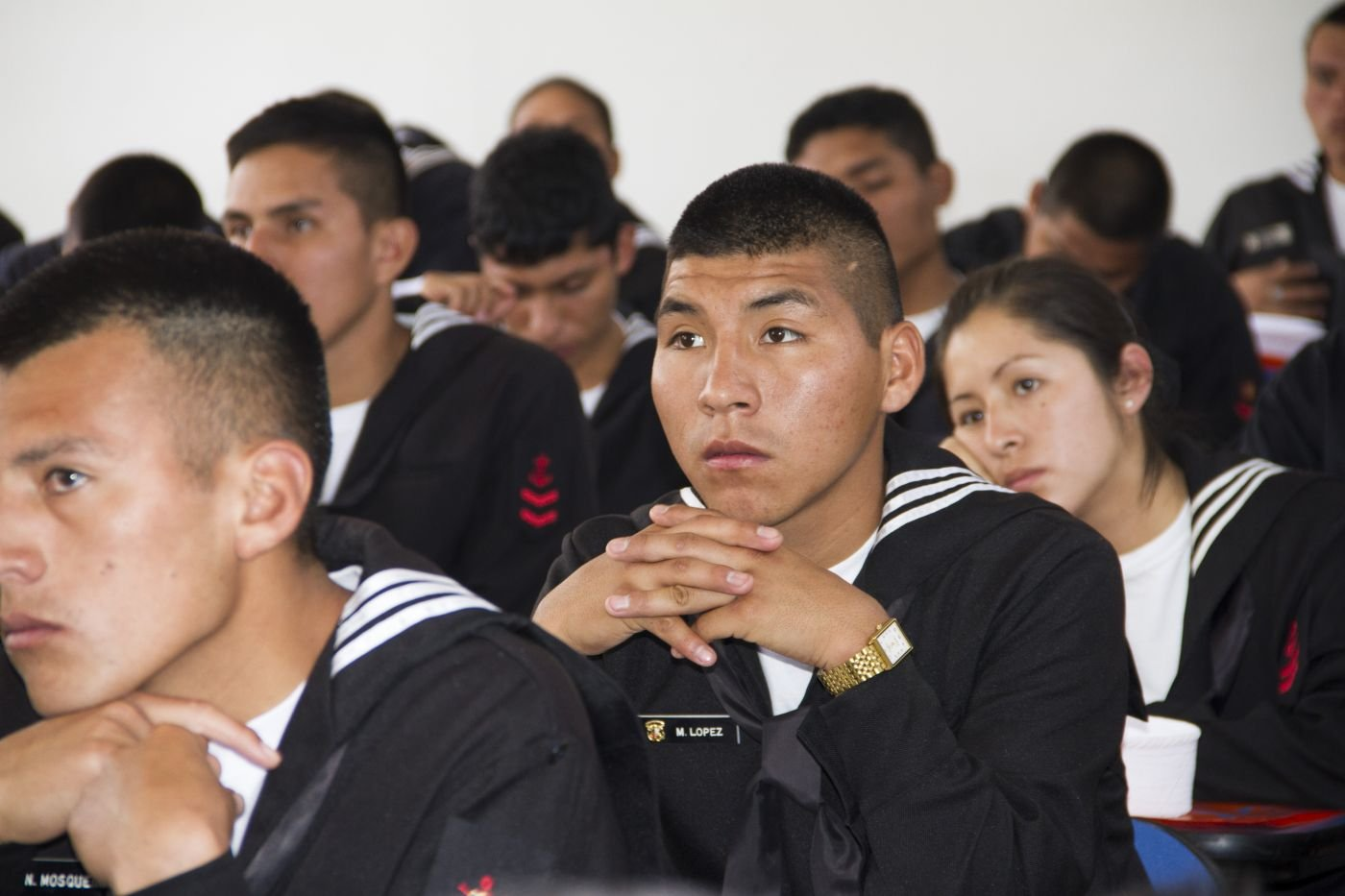 Scholarships Help Young Former Military Peruvians Further Their Education