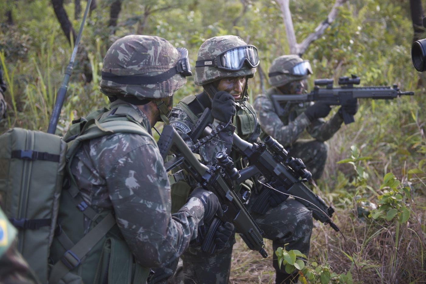 Brazilian Army Strategic Project Seeks to Achieve Full Operational Capacity