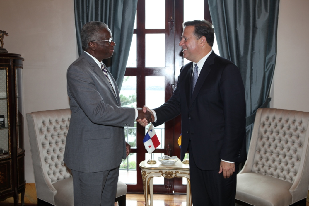 Barbados and Panama Work Together against Organized Crime