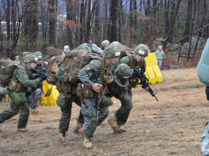 Chilean Military School Cadets Excel at West Point Competition