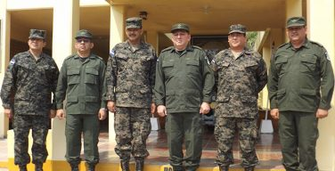 Armies of Nicaragua and Honduras Extend Border Security Cooperation