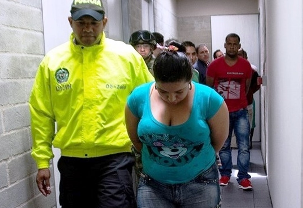 Colombian Authorities Dismantle Underage Prostitution Ring