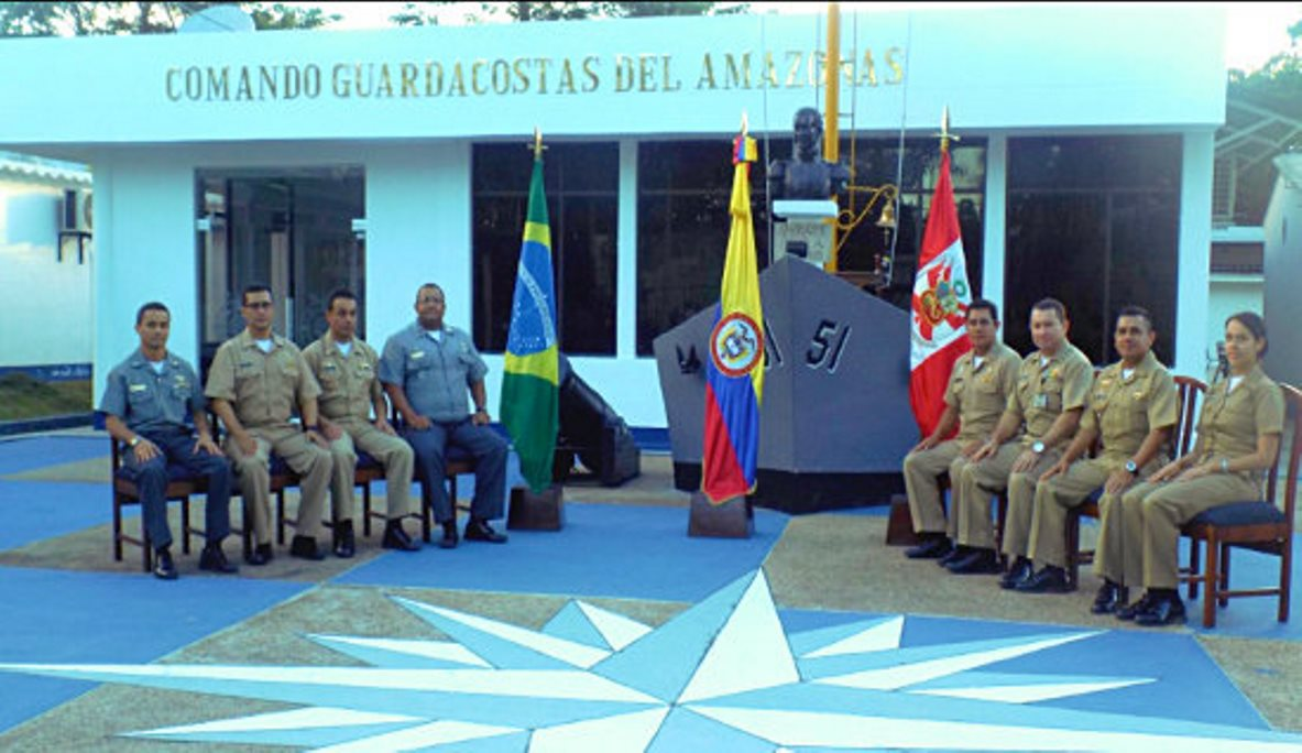 Navies of Brazil, Colombia, and Peru Join Forces to Fight Drug Trafficking