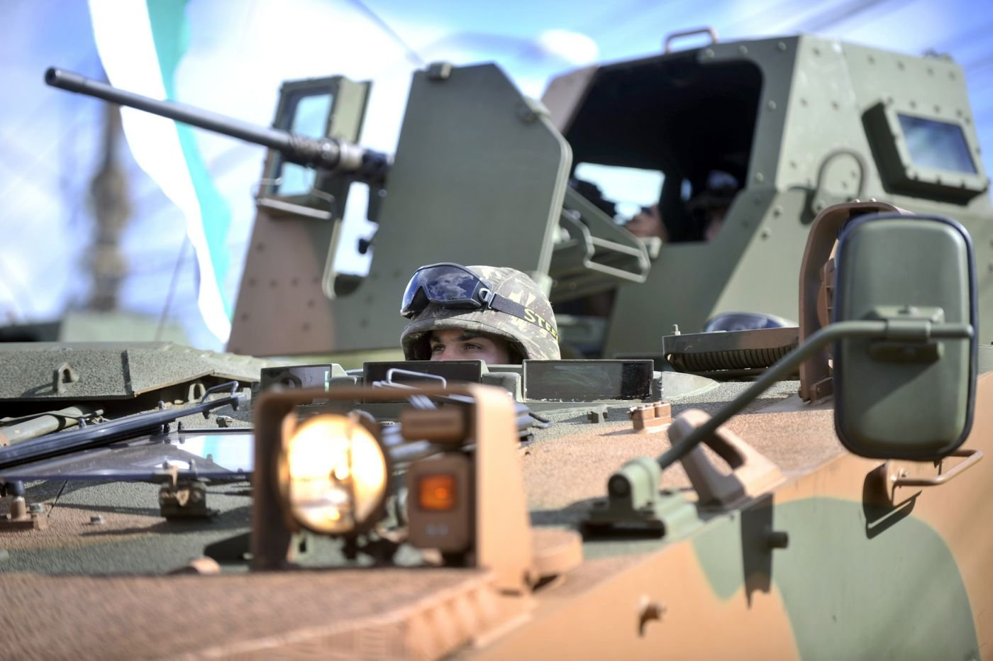 Colombia to Host Key Regional Armored Vehicles Conference