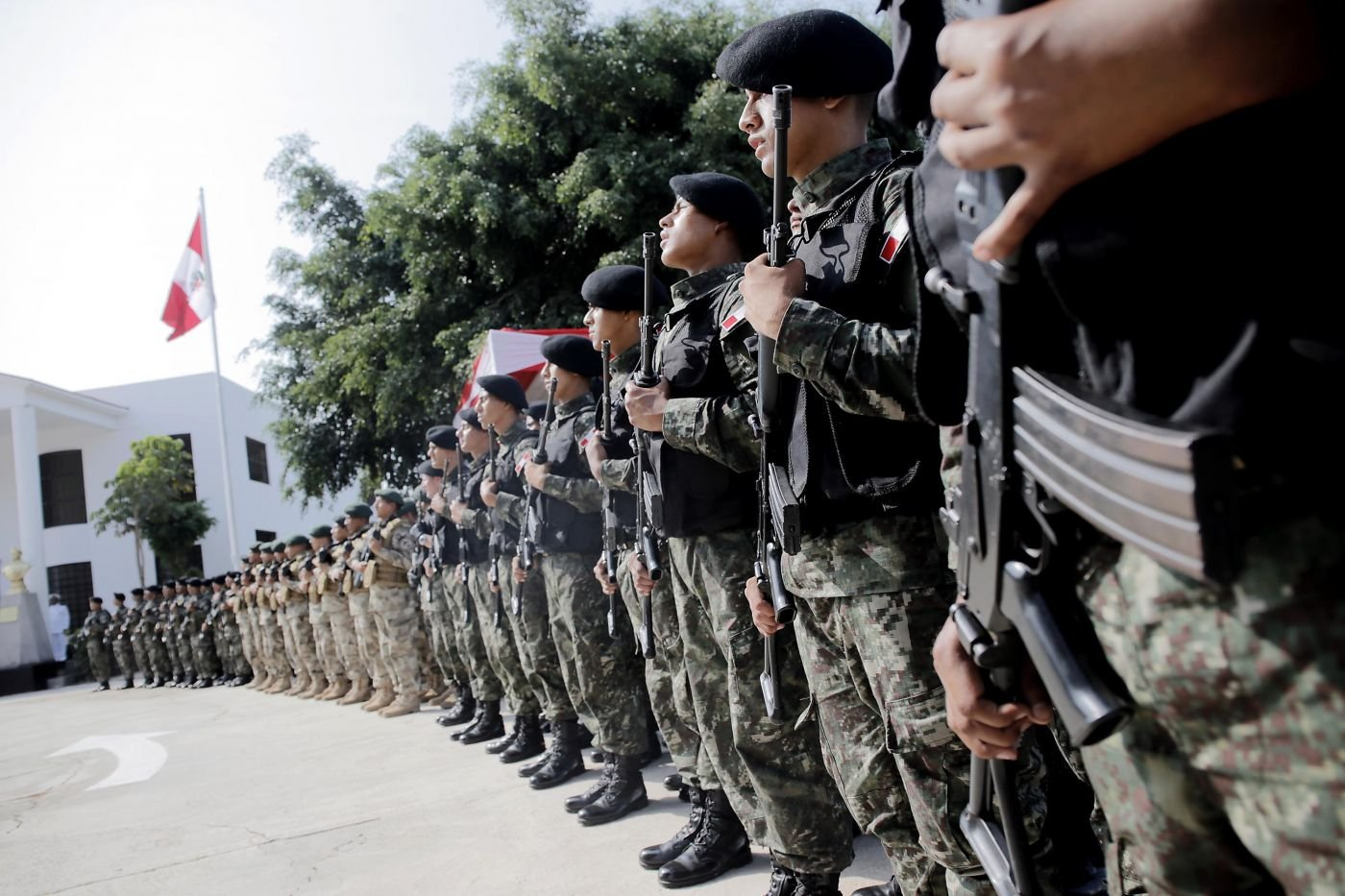 Peru Armed Forces Celebrate Military Valor Day by Recalling Operation Chavín de Huantar