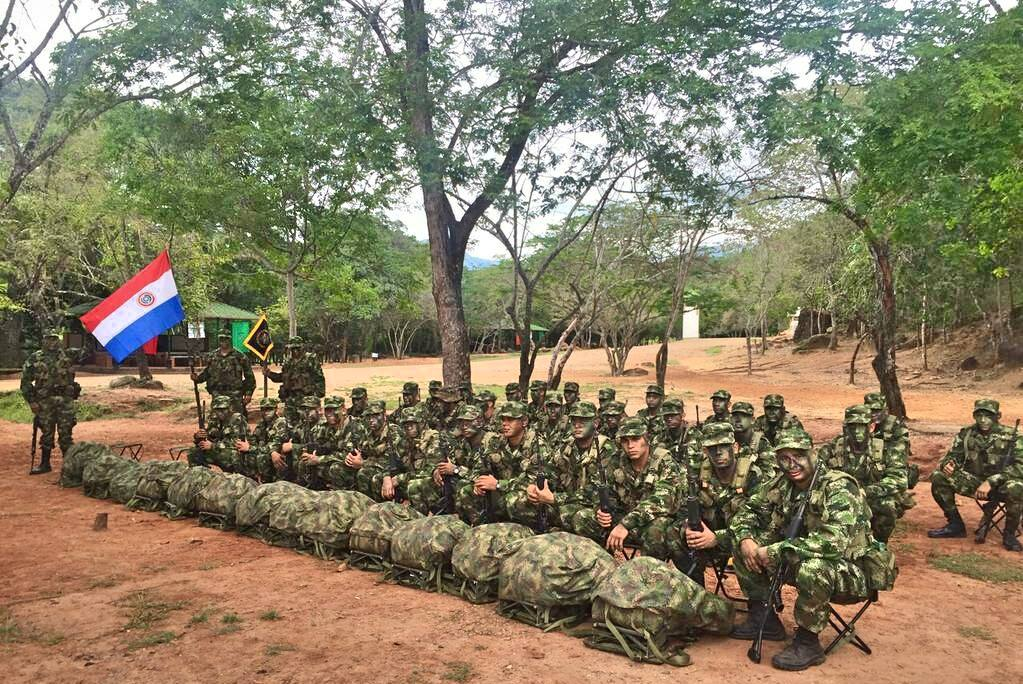 Paraguayan and U.S. Soldiers Train Together to Combat Drug Trafficking, Terrorism