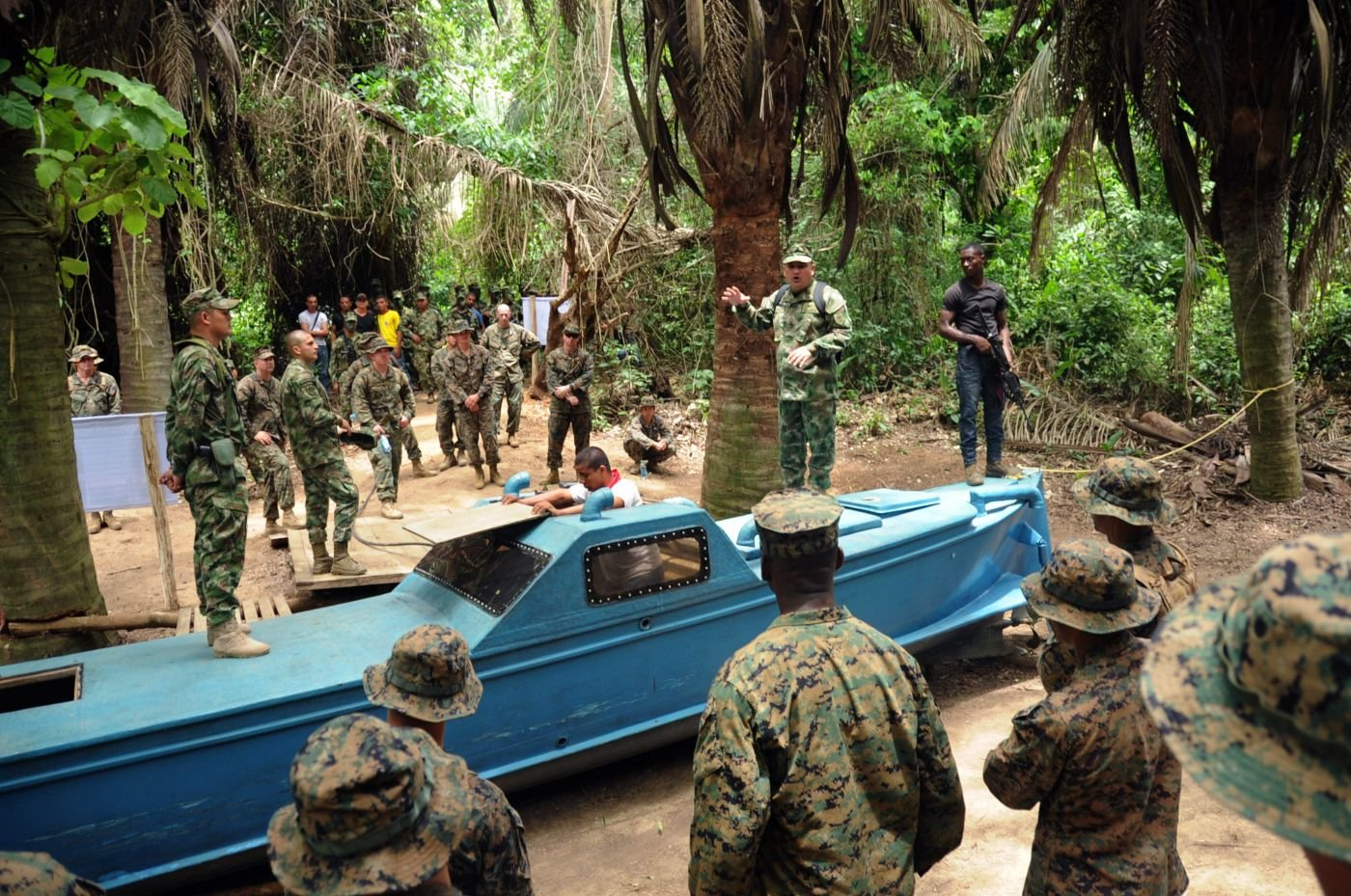 SOUTHCOM Works to Stem Narco-Terrorism in the region