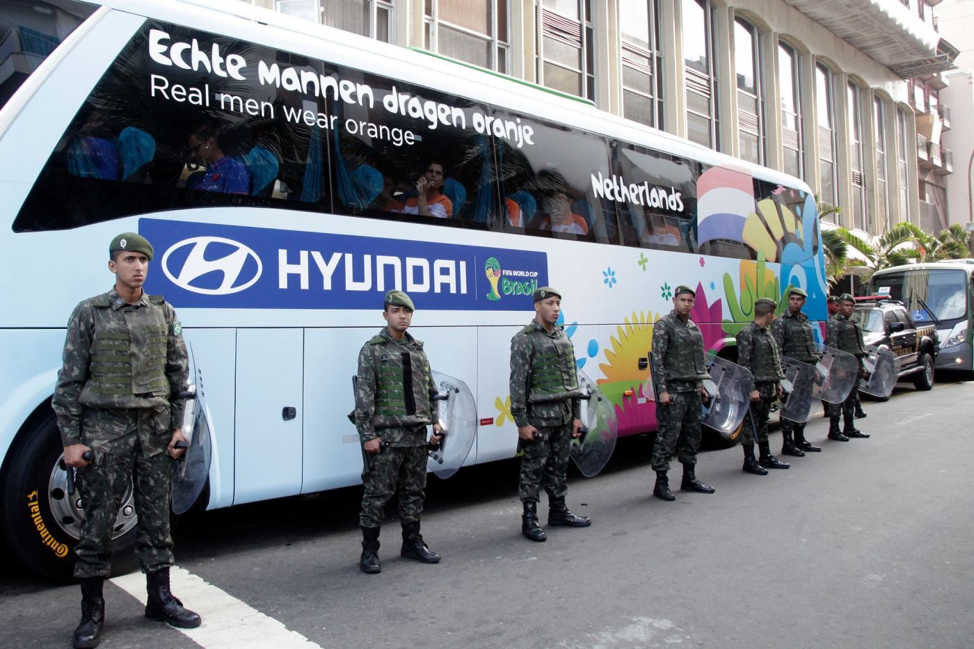 Brazilian Army Prepares for 2016 Olympic Games in Rio