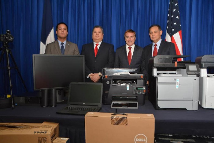 U.S. Donates Equipment to Dominican Republic Anti-Drug Trafficking Agency