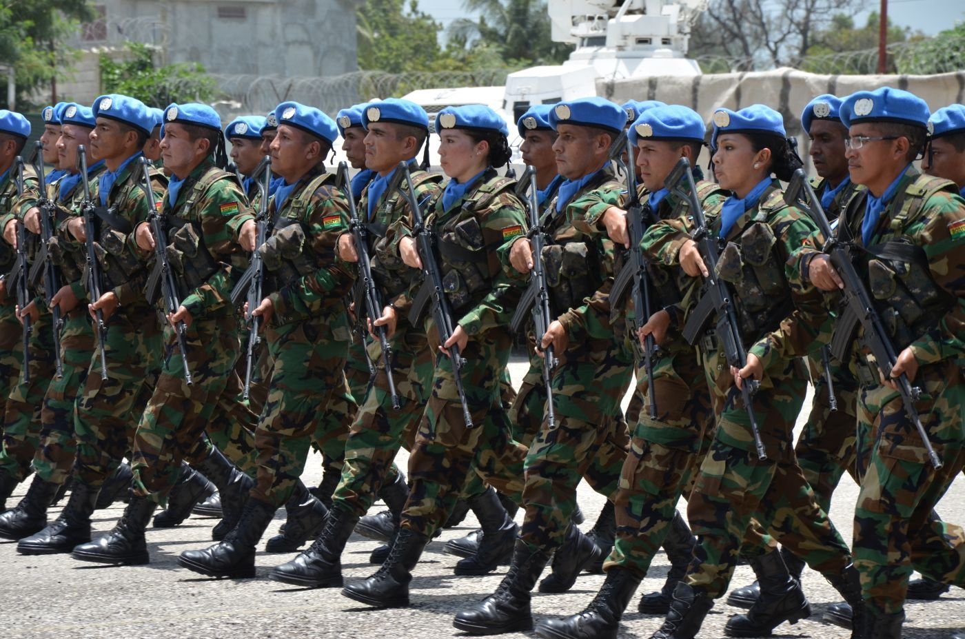 Bolivian Army Concludes United Nations Peace Mission in Haiti