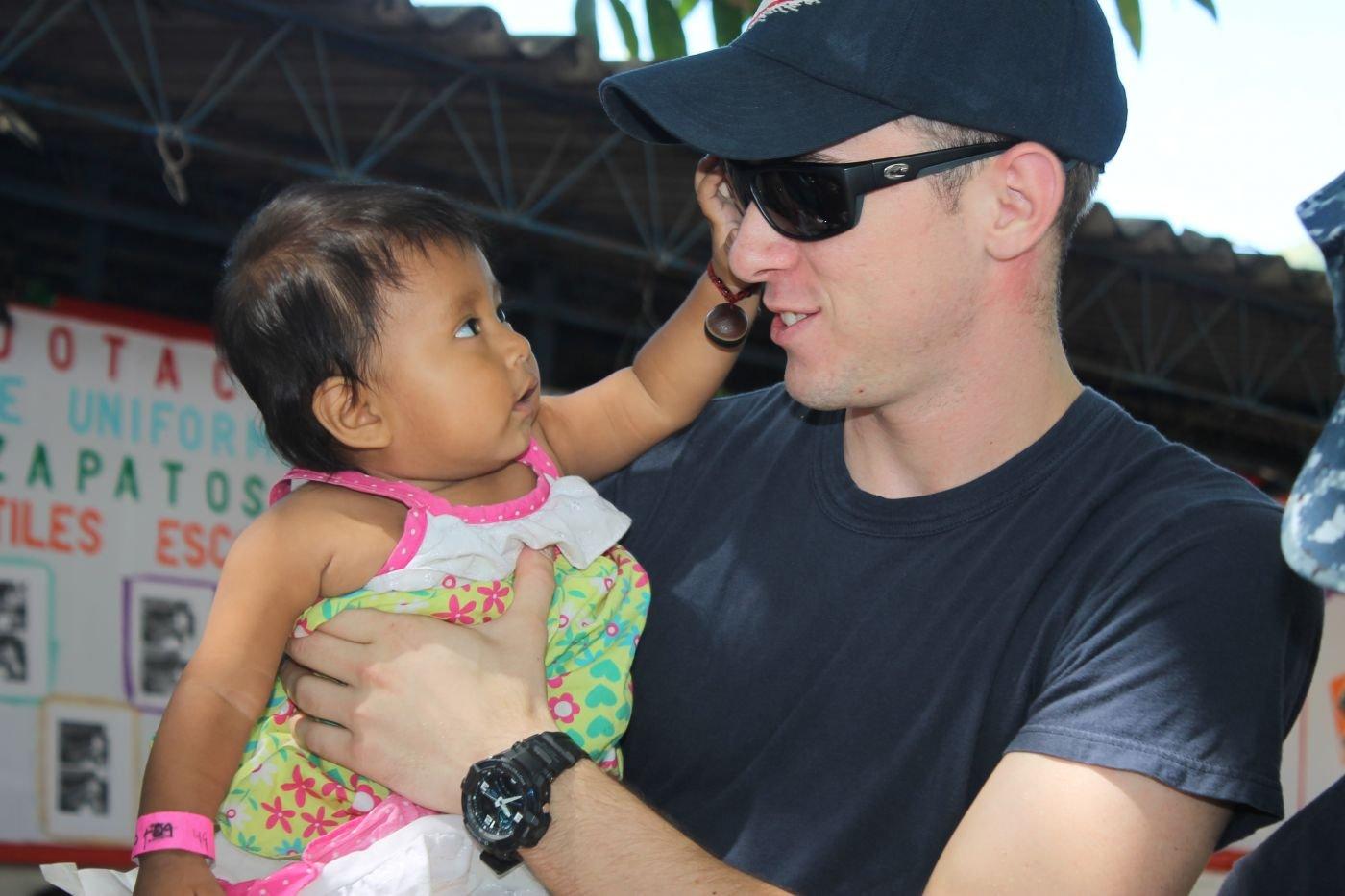 USNS Comfort Brings 'Continuing Promise' Humanitarian Mission to El Salvador