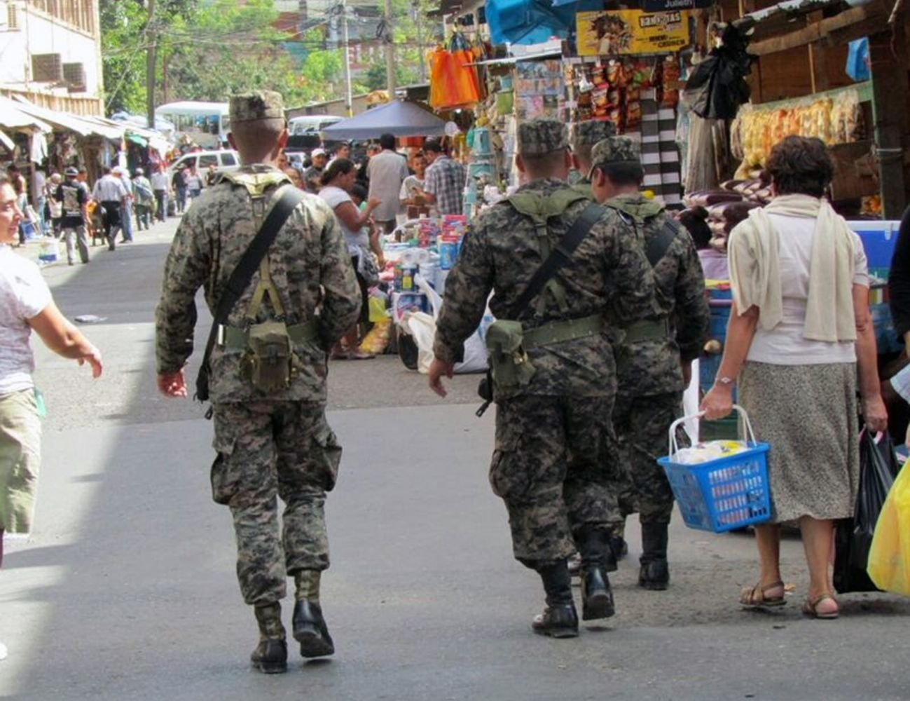 Honduran Armed Forces Cooperate with Police to Reduce Violence