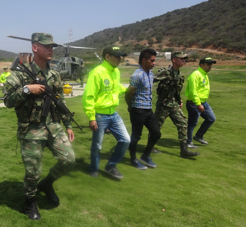 Colombian Armed Forces Launch Aggressive Offensive Against the ELN
