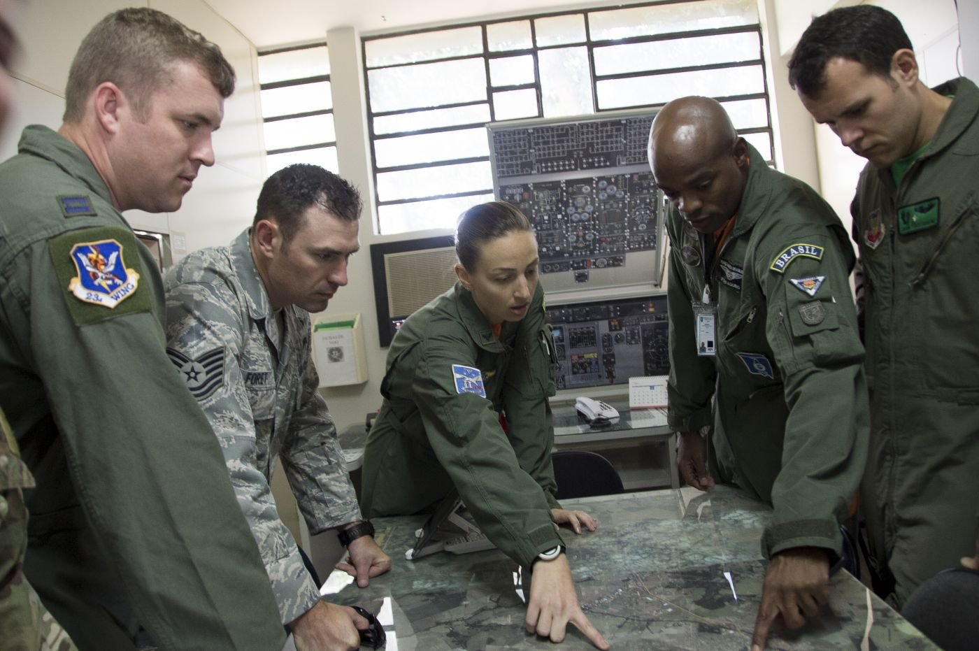 AFSOUTH Heads to Brazil for Search & Rescue SMEE