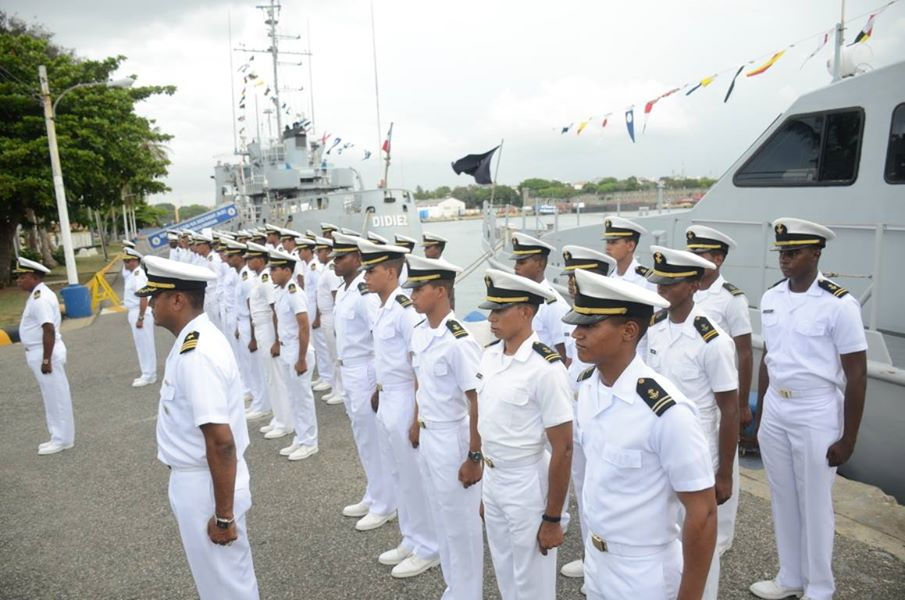 Dominican Republic Navy Completes Summer Cruise 2015 Training Mission