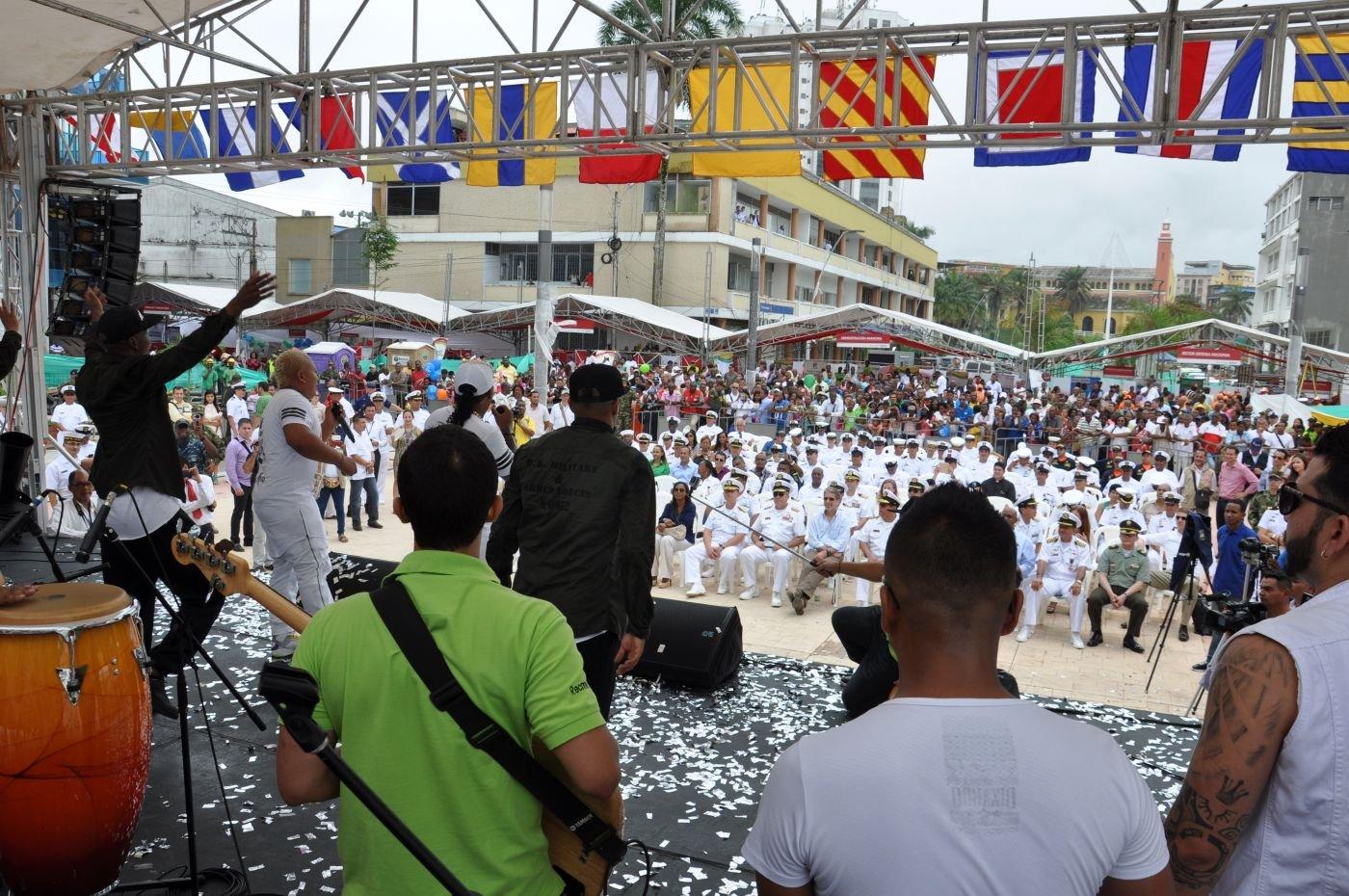 Continuing Promise Buenaventura 2015 Brings Smiles, Gratitude