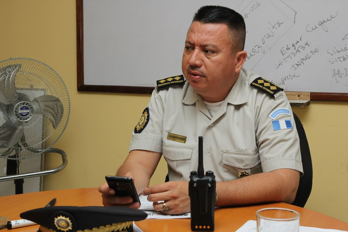 WhatsApp Helps Guatemalan Police, Local Residents Fight Crime