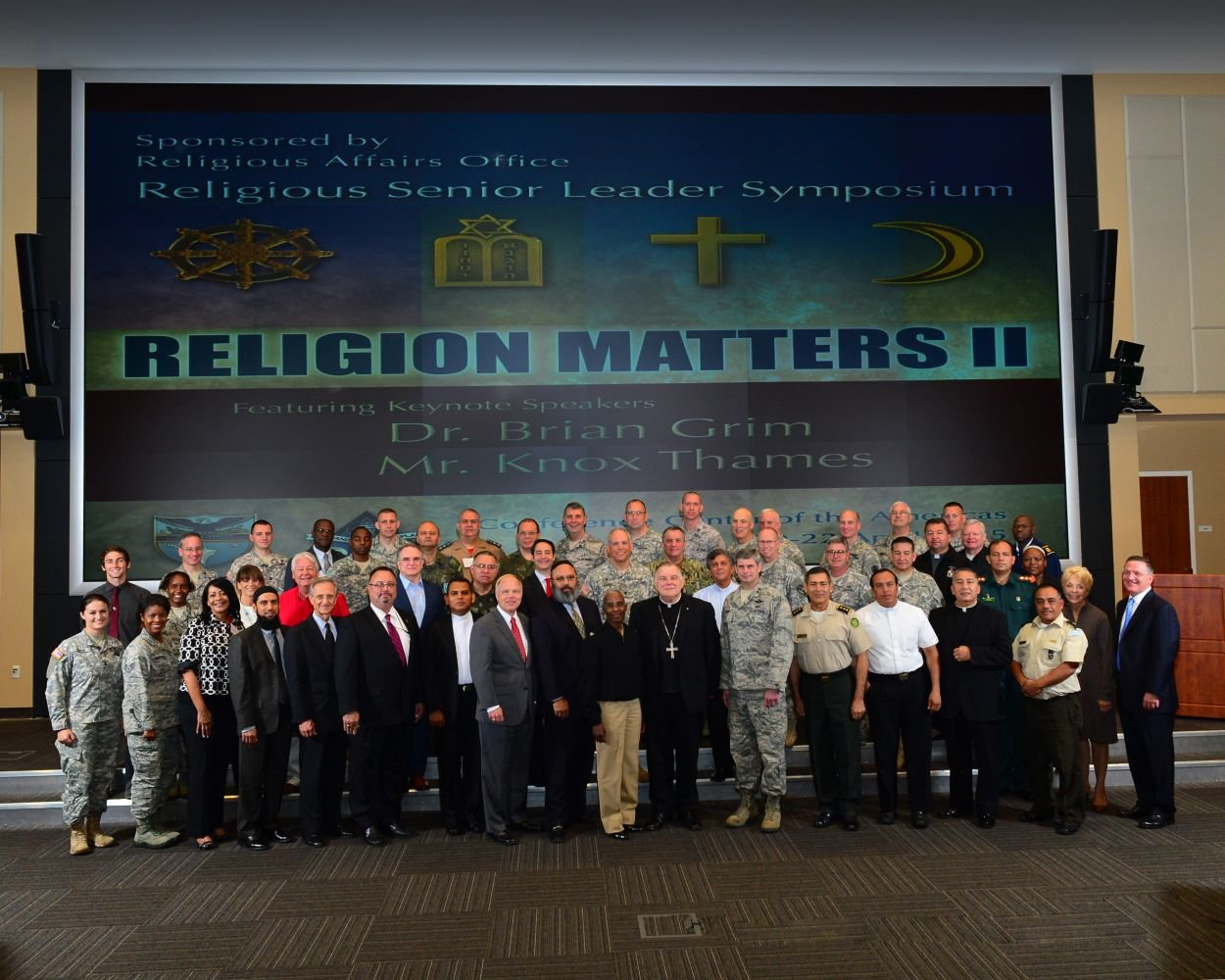 Engaging Because Religion Matters