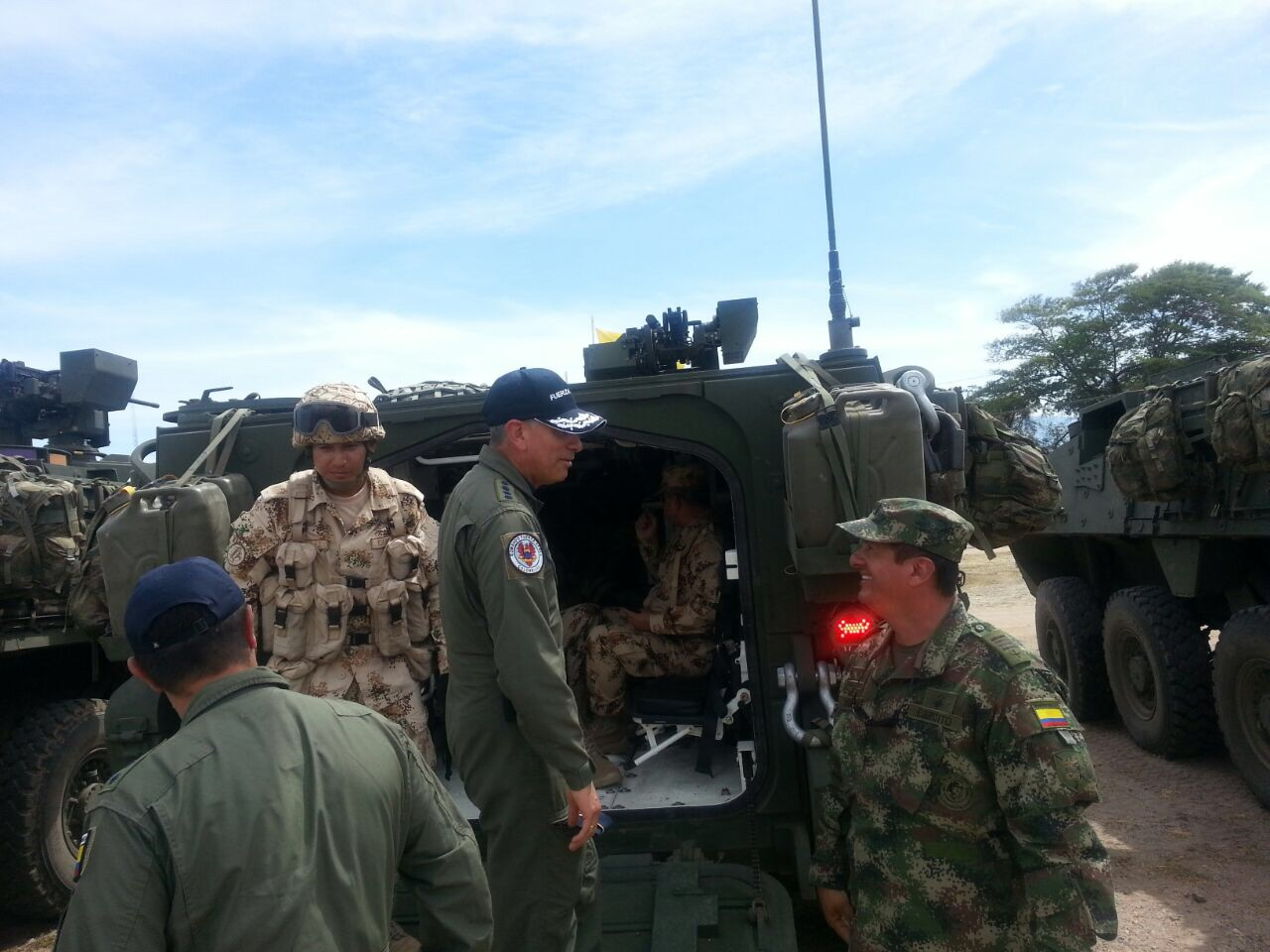 Colombian Army  Forms Combined Arms Task Force to Confront New Security Challenges