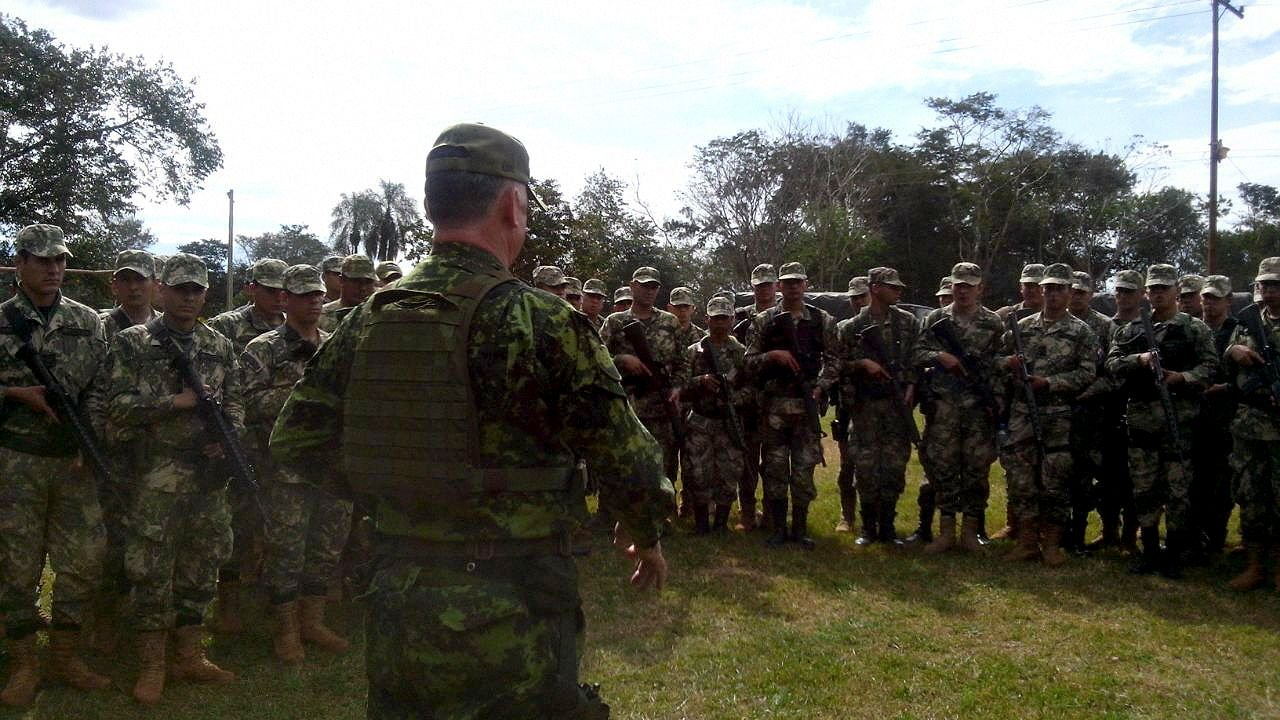 Paraguayan Joint Task Force Increases its Presence to Improve Security