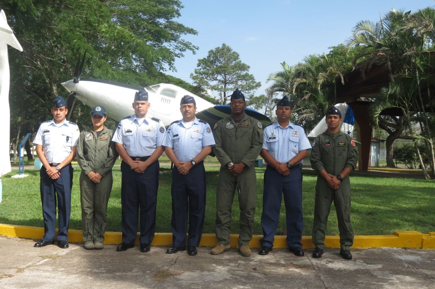 Honduras Hosts Regional Training Program for Air Forces of Five Countries