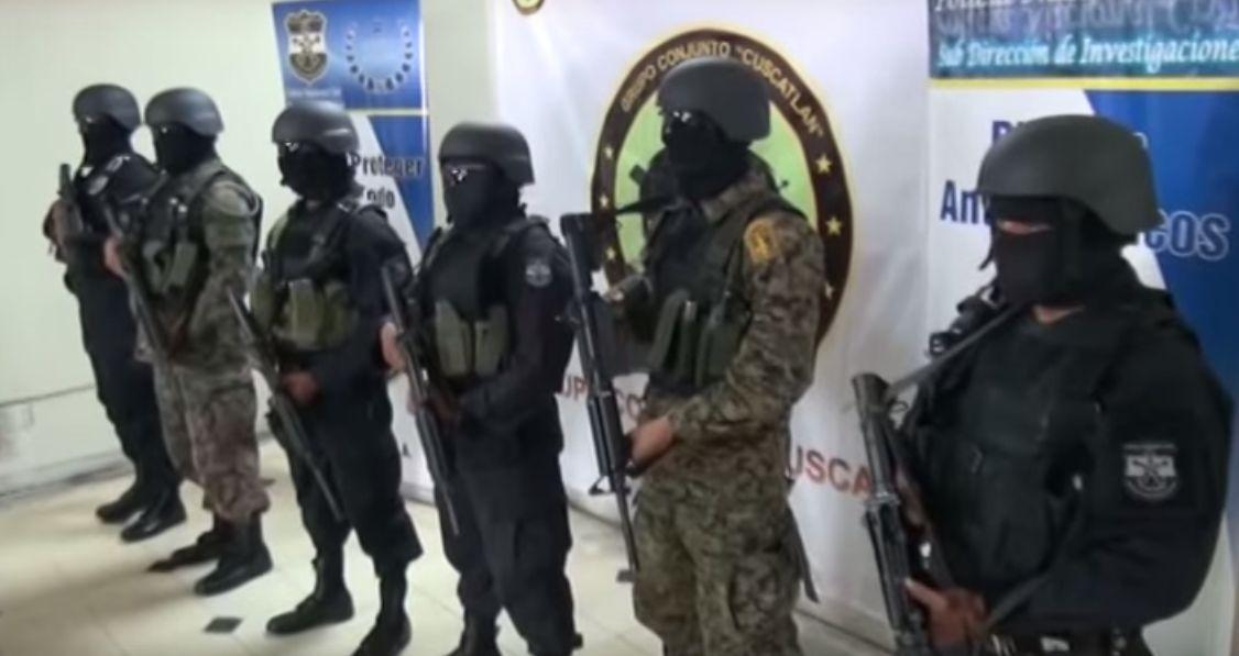Salvadoran Navy, U.S. SOUTHCOM Cooperate to Fight Drug Trafficking
