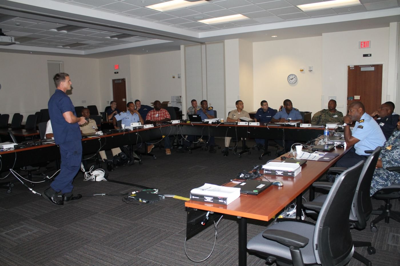 Caribbean Partners and SOUTHCOM Discuss Collaborative Counter Narcotics Program