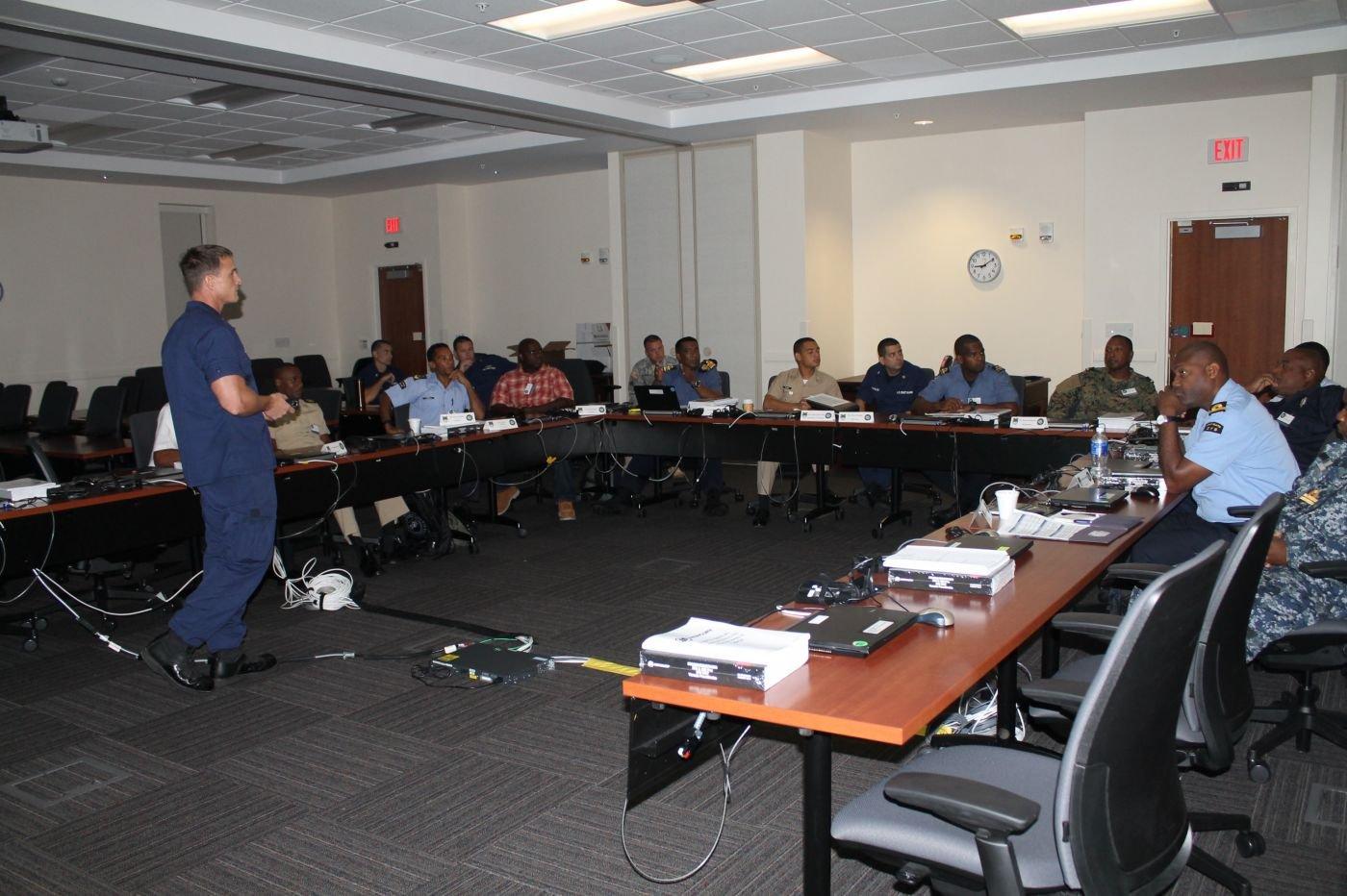 Caribbean Partners and SOUTHCOM Discuss Collaborative Counter Narcotics Program