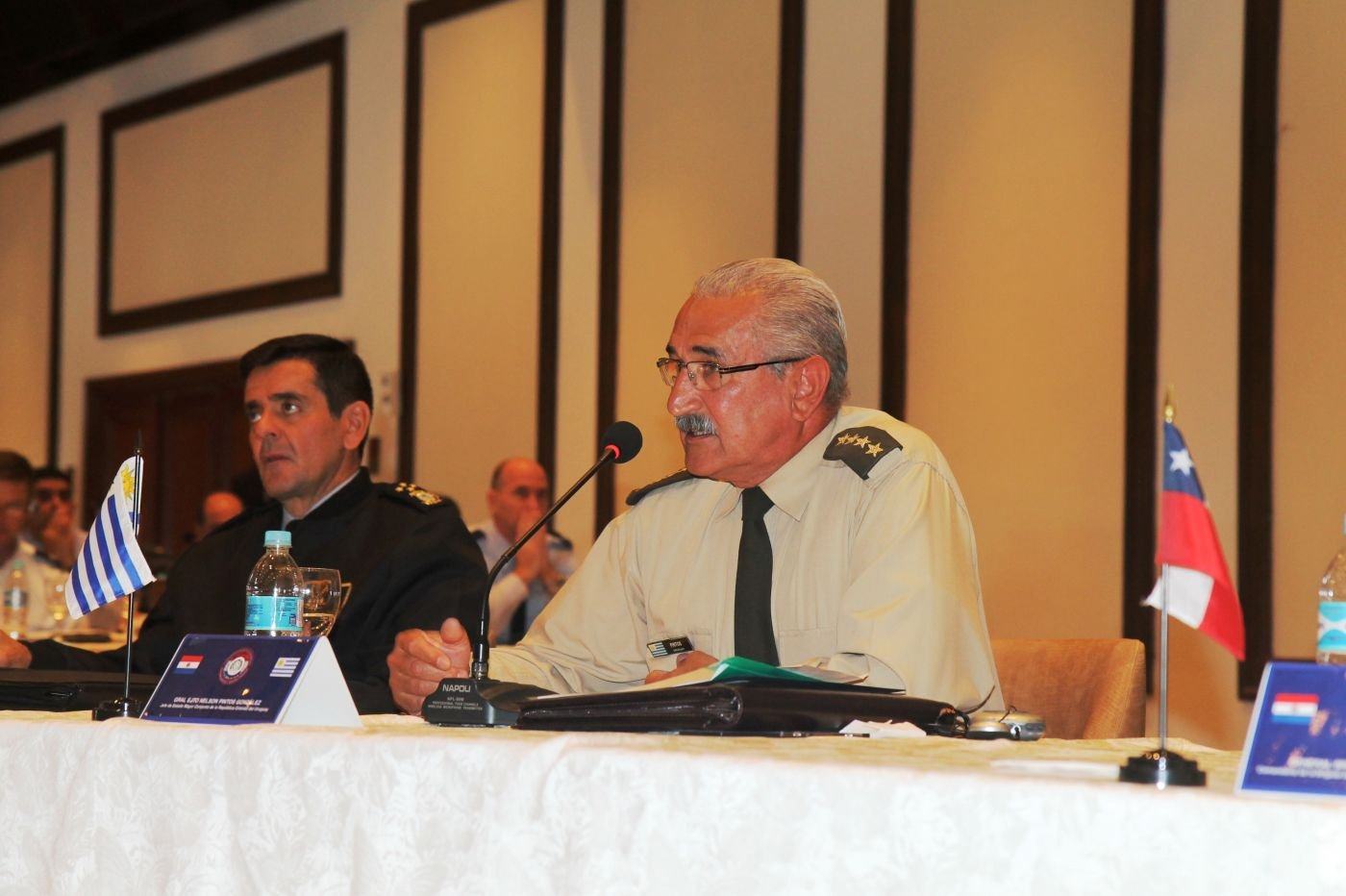 Uruguayan Armed Forces Participation in Peacekeeping Missions is an Example for the World