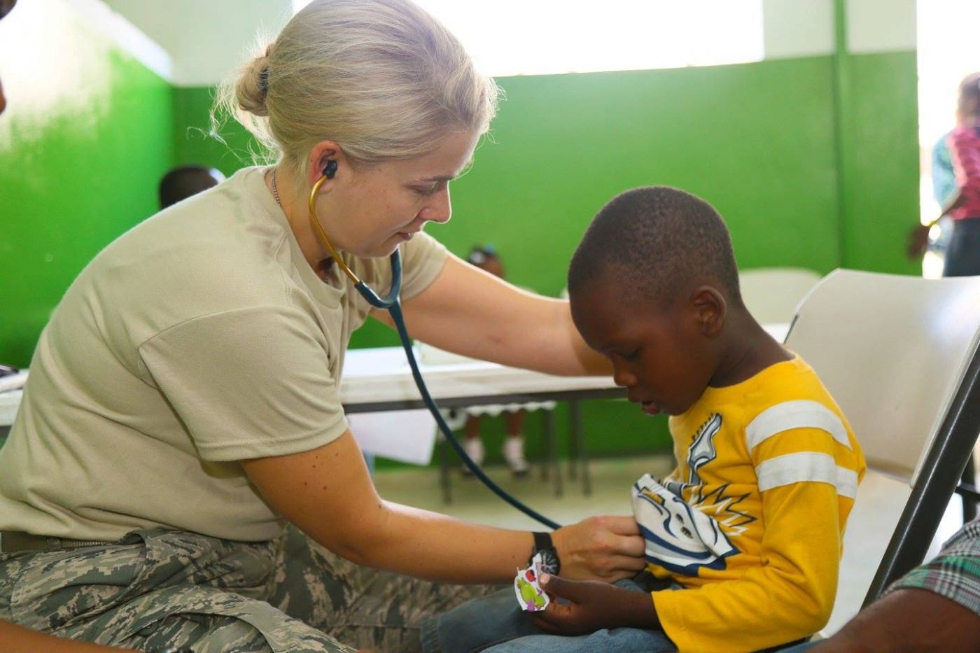 USNS Comfort Completes Continuing Promise 2015 Humanitarian Mission in Honduras and Haiti