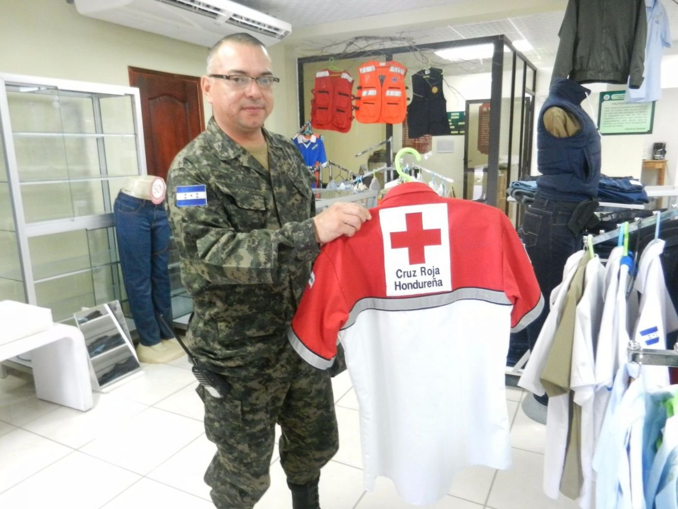 Honduras' Military Industry Produces Quality Gear and Provides Job Opportunities