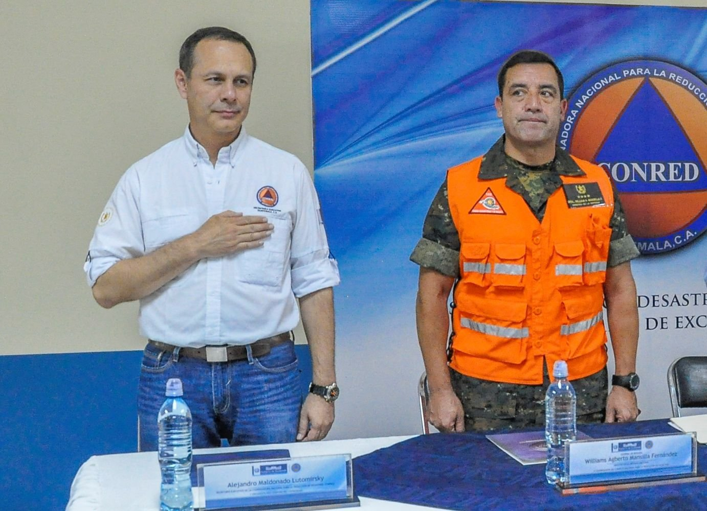 U.S. Southern Command Supports Guatemalan Disaster Response