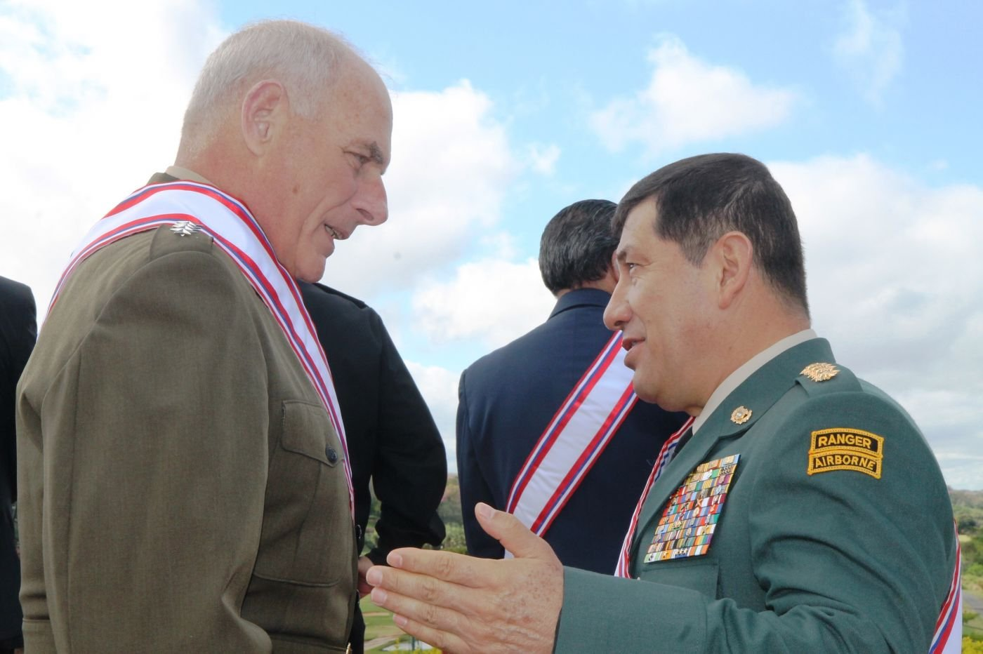 Colombian Model of Combating Drug Trafficking Must be Exported