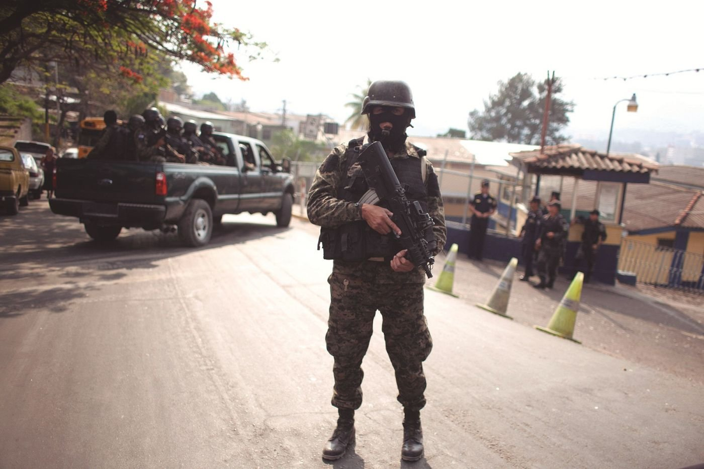 Honduran Armed Forces, National Police Disband 90 Criminal Gangs