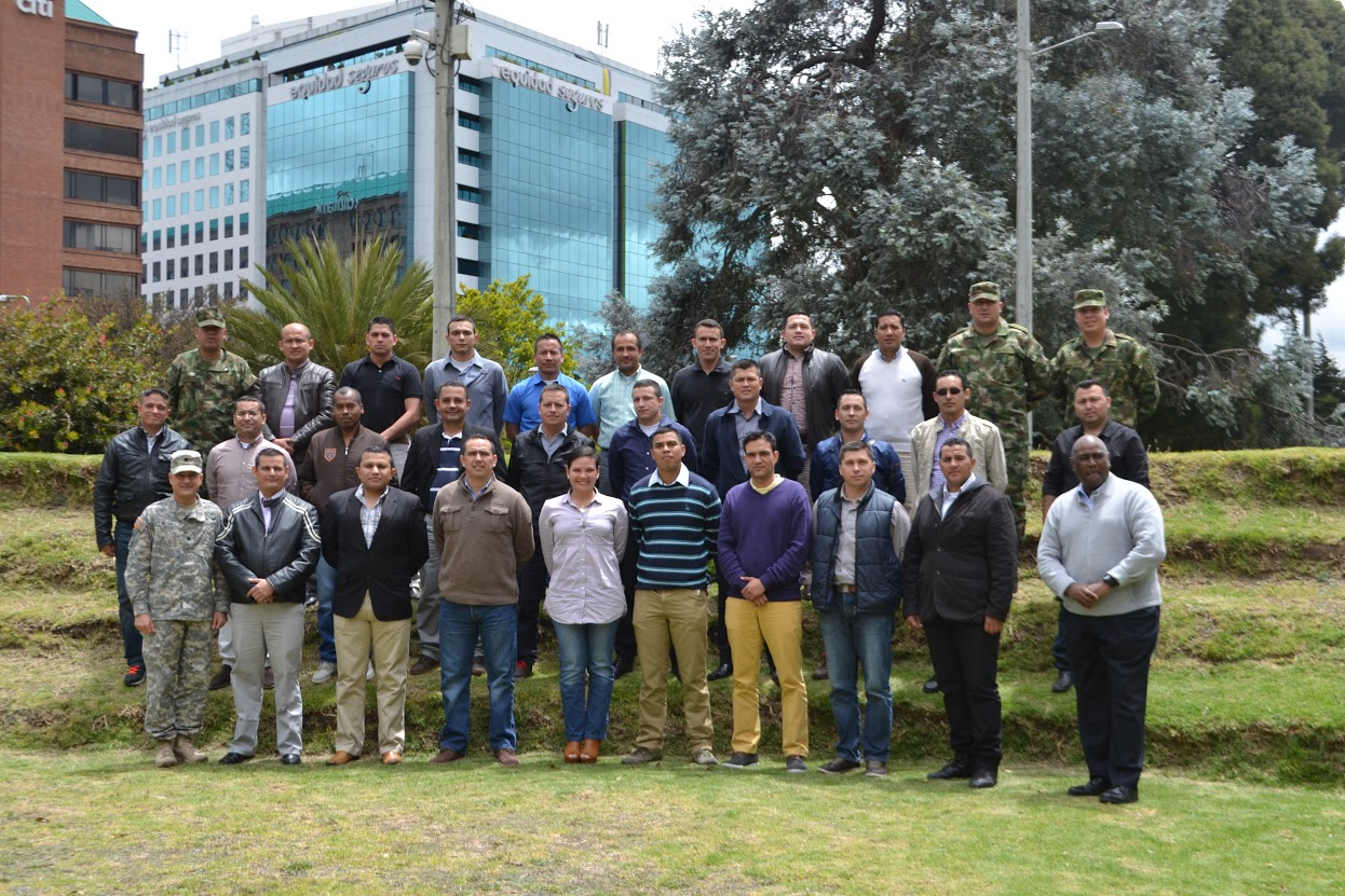 First Operations Security Course Taught in Colombia