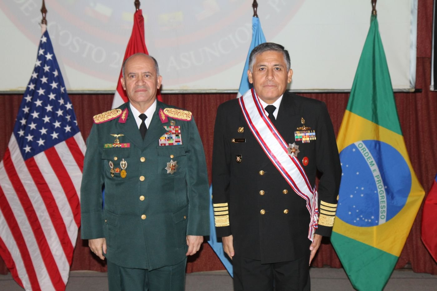 Peruvian Armed Forces and Police Work Together to Combat Narcotrafficking