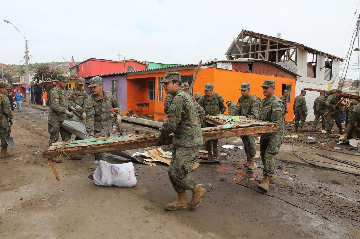Chilean Navy Used Technology to Protect Civilians After Earthquake