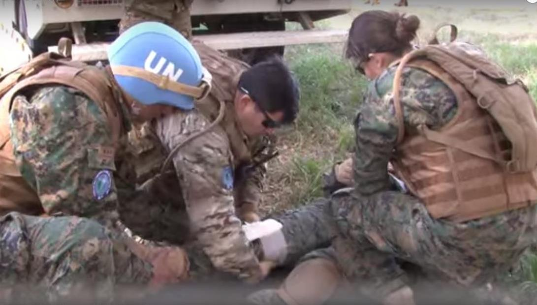Argentina, Chile Participate in Joint Training Exercise to Prepare for UN Peacekeeping Missions