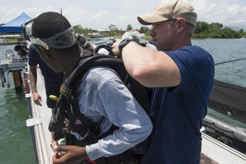 USNS Spearhead Concludes Training Mission in 4 Latin American Partner Nations
