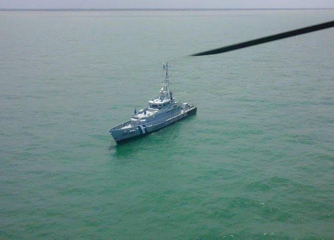 Honduran Navy Confronts Maritime Drug Trafficking