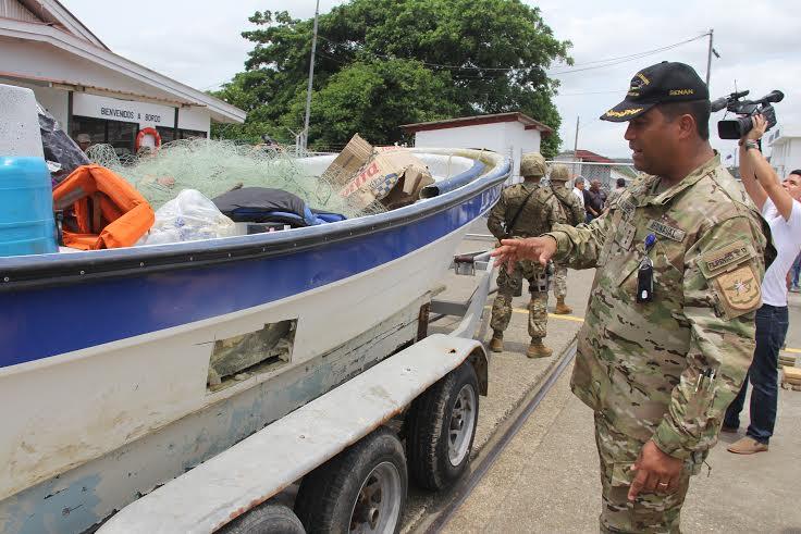Panama's SENAN Relentlessly Fights Narco-trafficking