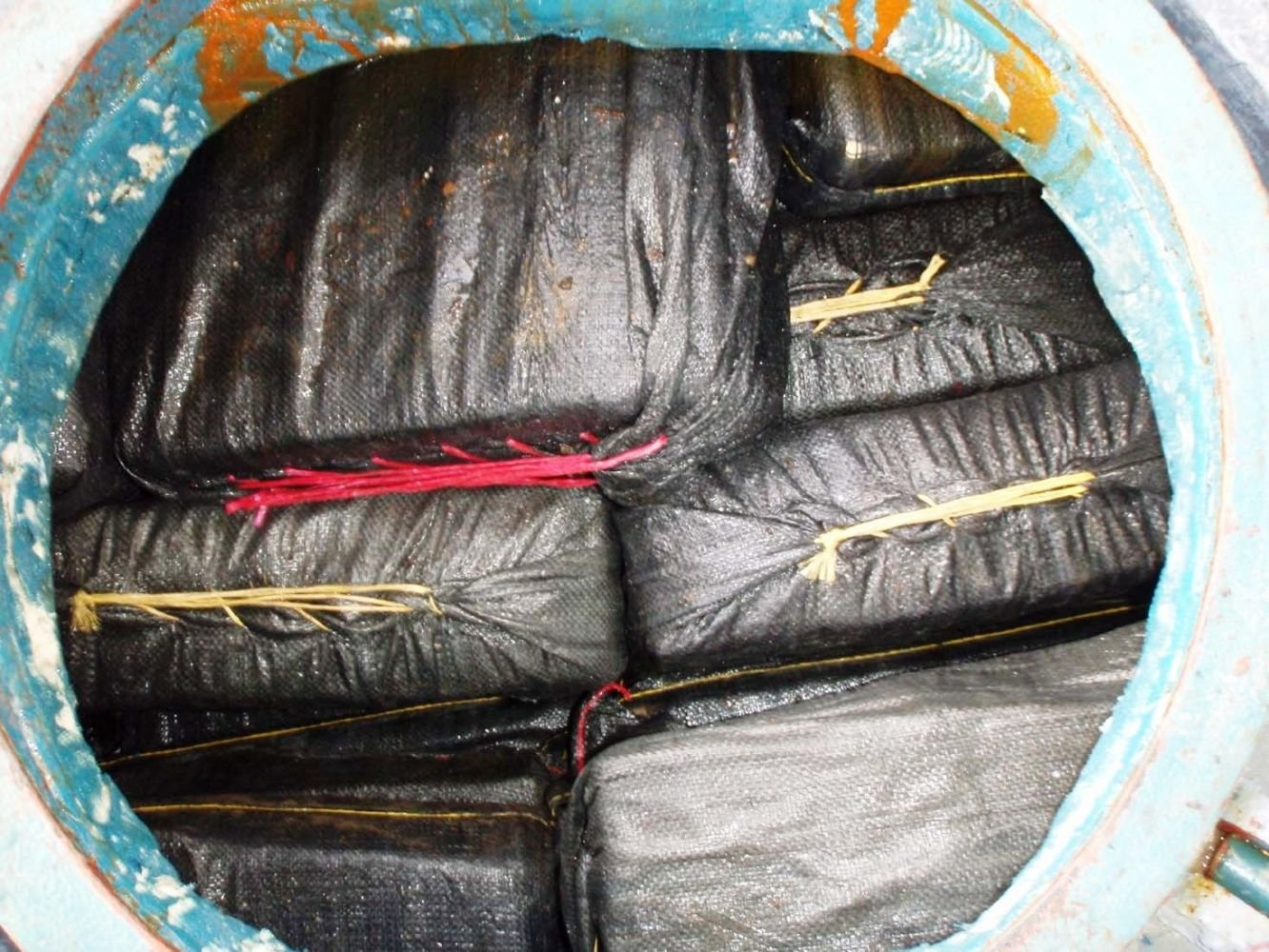 Drug Traffickers Utilize GPS Enabled Satellite Buoys to Locate Cocaine Shipments
