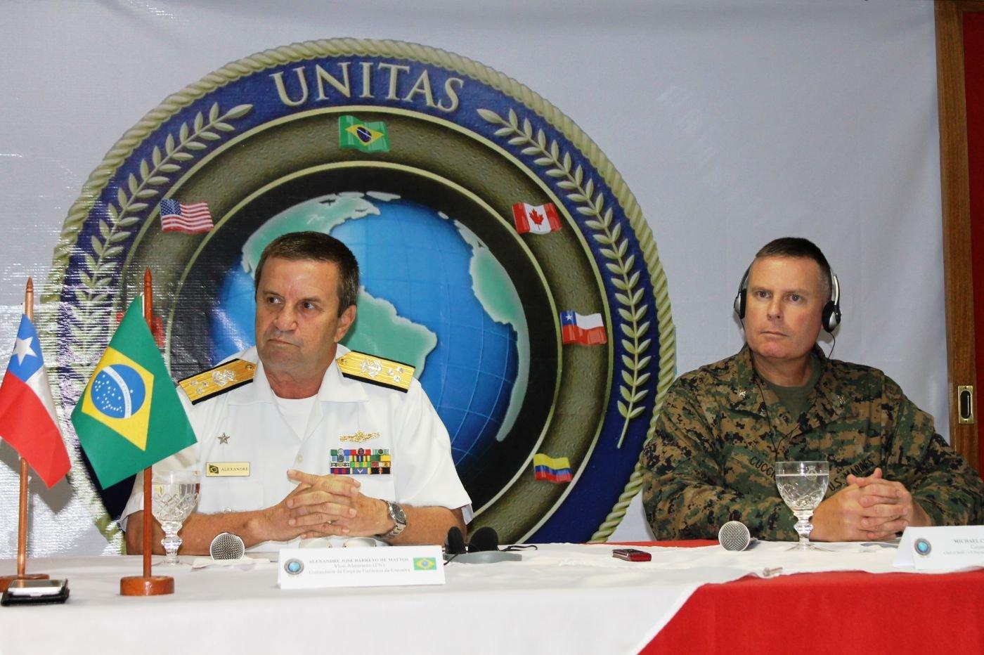Brazil Hosts Unitas Amphibious