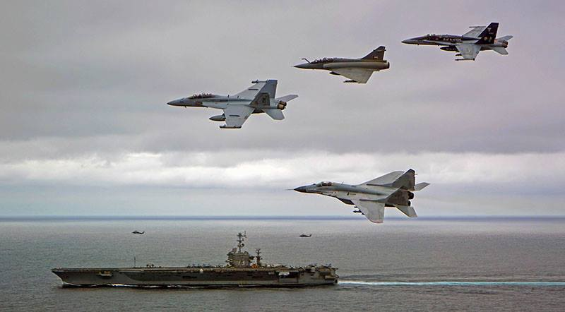 Peru, United States Conduct Southern Seas 2015 and Other Military Exercises