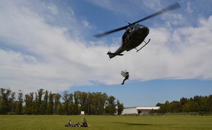 Region's Air Forces Meet in Uruguay to Prepare for SICOFAA Joint Exercise