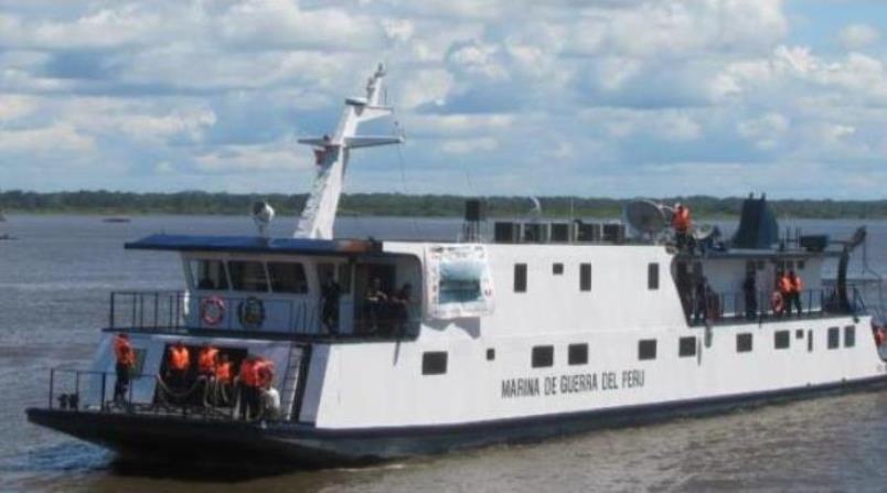 Peruvian Navy Brings Healthcare, Social Services to Amazon Region
