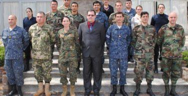 Uruguayan Peacekeeping Operations School Trains Troops for Overseas Missions